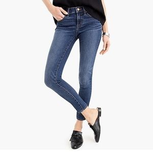 J Crew | Medium Miller Wash Skinny Jeans 26/28